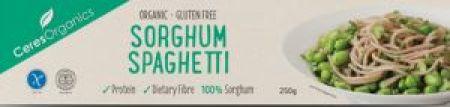 Ceres Organics Sorghum Spaghetti