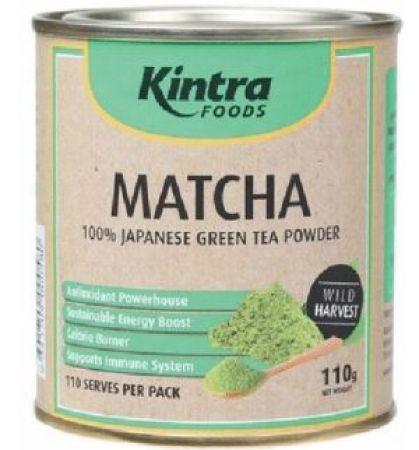 Kintra Foods Matcha Green Tea Powder