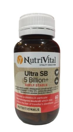 NutriVital Ultra SB 5 Billion   Shelf Stable