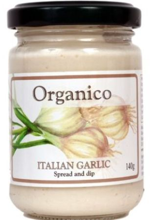 Organico Italian Garlic