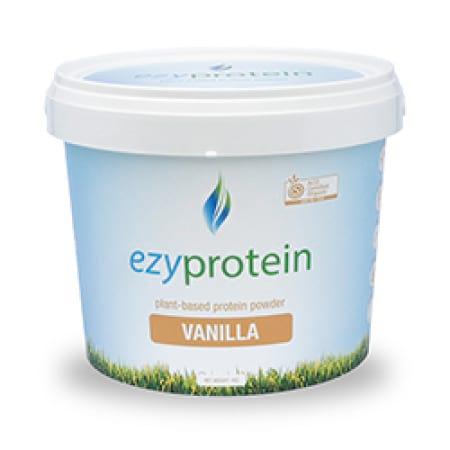 Ezy Protein Vanilla 1Kg Organic