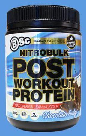 BSc Nitrobulk Muscle