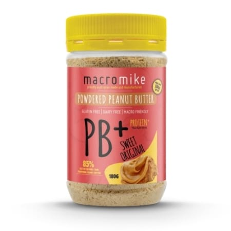 Macro Mike Poedered Peanut Butter