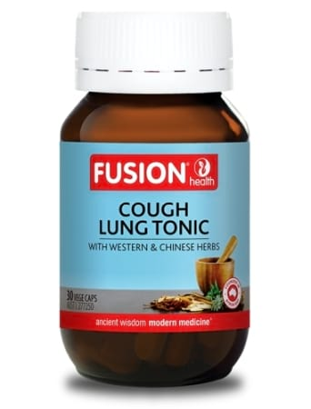 Fusion Health Cough and Lung Tonic
