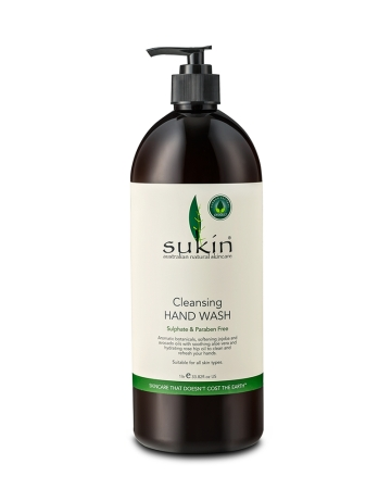Sukin Cleansing Hand Wash