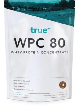 True WPC 80 Whey Protein Concentrate