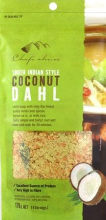 Chefs Choice Coconut Dahl