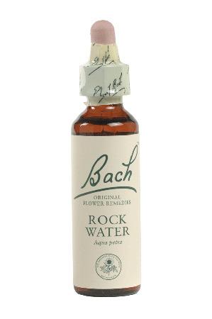 Rock Water - Bach Flower Remedies