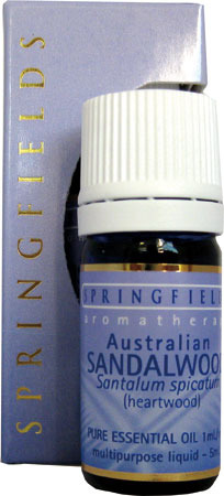 Sandalwood - Australian - Springfields Essential Oil