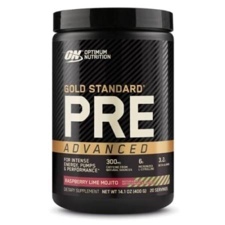 Optimum Nutrition Gold Standard Pre Advance