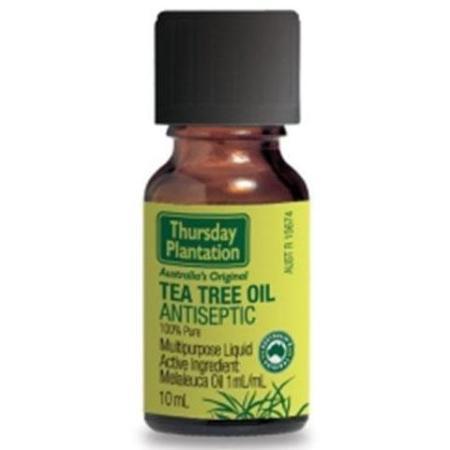Pure Antiseptic Tea Tree Oil Thursday Plantation