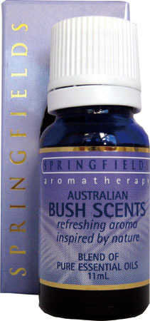 Australian Bush Scents Springfields Essential Oil Blend