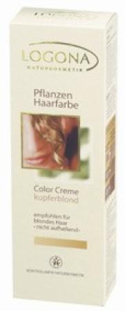 Logona Herbal Hair Colour Cream Indian Summer