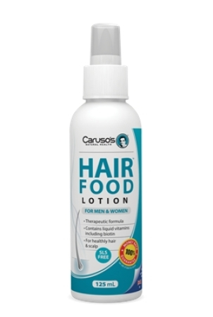 Carusos Natural Health Hair Food Lotion