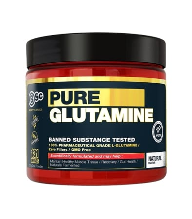 BSc Body Science Micronised L-Glutamine
