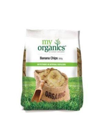 My Organics Banana Chips
