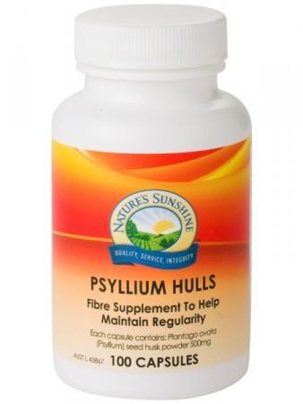 Nature`s Sunshine Psyllium Hulls