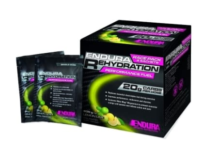 EnduraRehydration Performance Fuel Race Pack