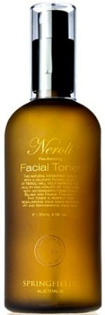 Springfields Neroli Revitalising Facial Toner