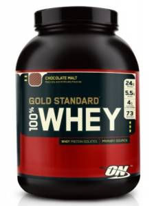 Optimum Nutrition Gold Standard Whey Protein 2.3 kg