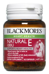 Blackmores Natural Vitamin E 100IU