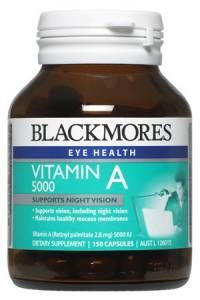 Blackmores Vitamin A 5000