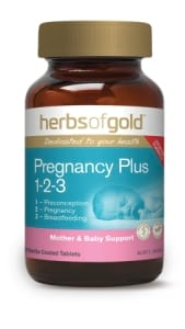 Herbs of Gold Pregnancy Plus 1-2-3