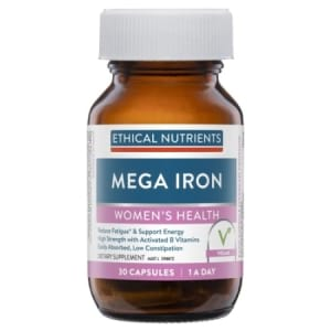 Ethical Nutrients Iron Max