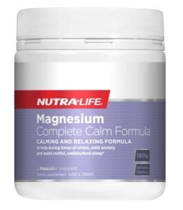 Nutra-Life Magnesium Complete Calm
