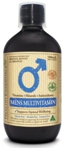 Healthy Essentials Liquid Mens Multivitamin