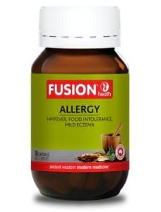 Fusion Health Allergy