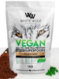 White Wolf Nutrition Vegan Pea Protein