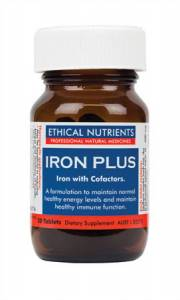 Ethical Nutrients Iron Plus