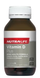 Nutra-Life Vitamin D3 - 1000ius