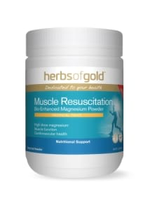 Herbs of Gold Muscle Resuscitation