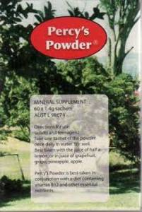 Percy`s Powder