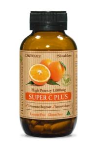 Healthy Essentials Super C Plus