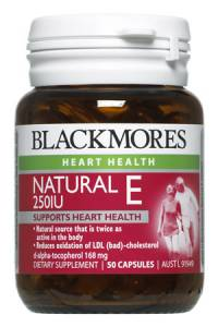 Blackmores Natural Vitamin E 250IU