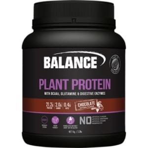 Balance Natural Plant Protein