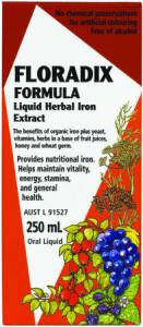 Floradix Liquid Herbal Iron Extract