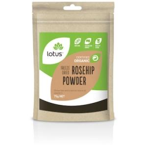 Lotus Rosehip Powder