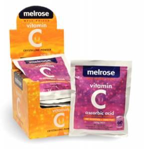 Melrose Vitamin C Ascorbic Acid