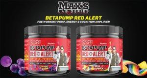 Max`s Betapump Black