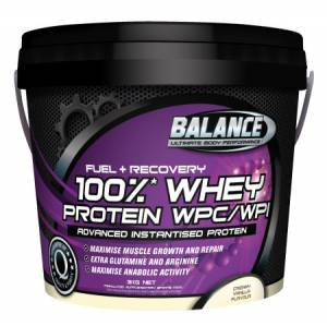 Balance Fuel and Recovery - Whey Protein
