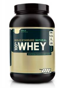 Optimum Nutrition Gold Whey Natural