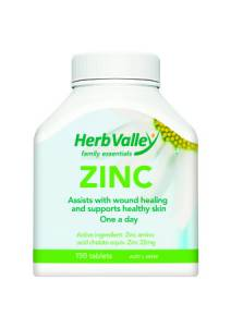 Herb Valley Chelated Zinc