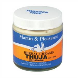 Martin and Pleasance Thuja Cream