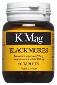 Blackmores K Mag