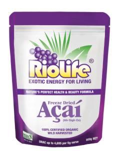 RioLife Freeze-Dried Acai Powder