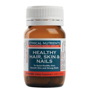 Ethical Nutrients Healthy Hair, Skin and Nails